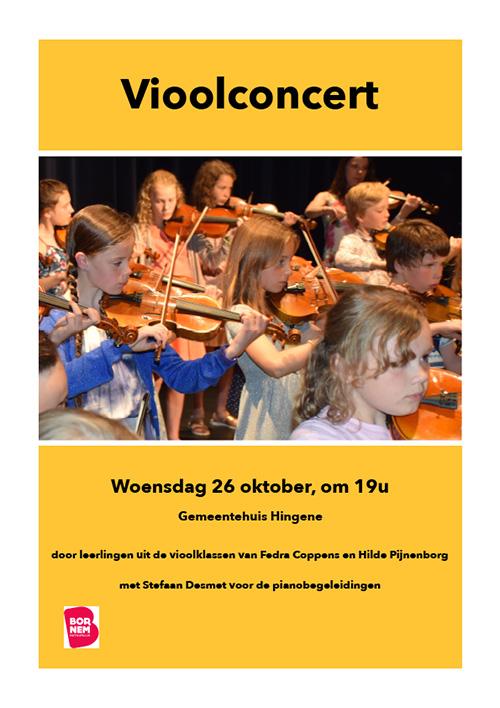 Concert spelen