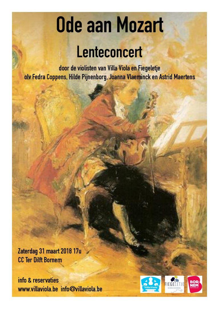 Lente concert 2018